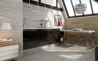 Choosing the Right Tile for your Kitchen Style…