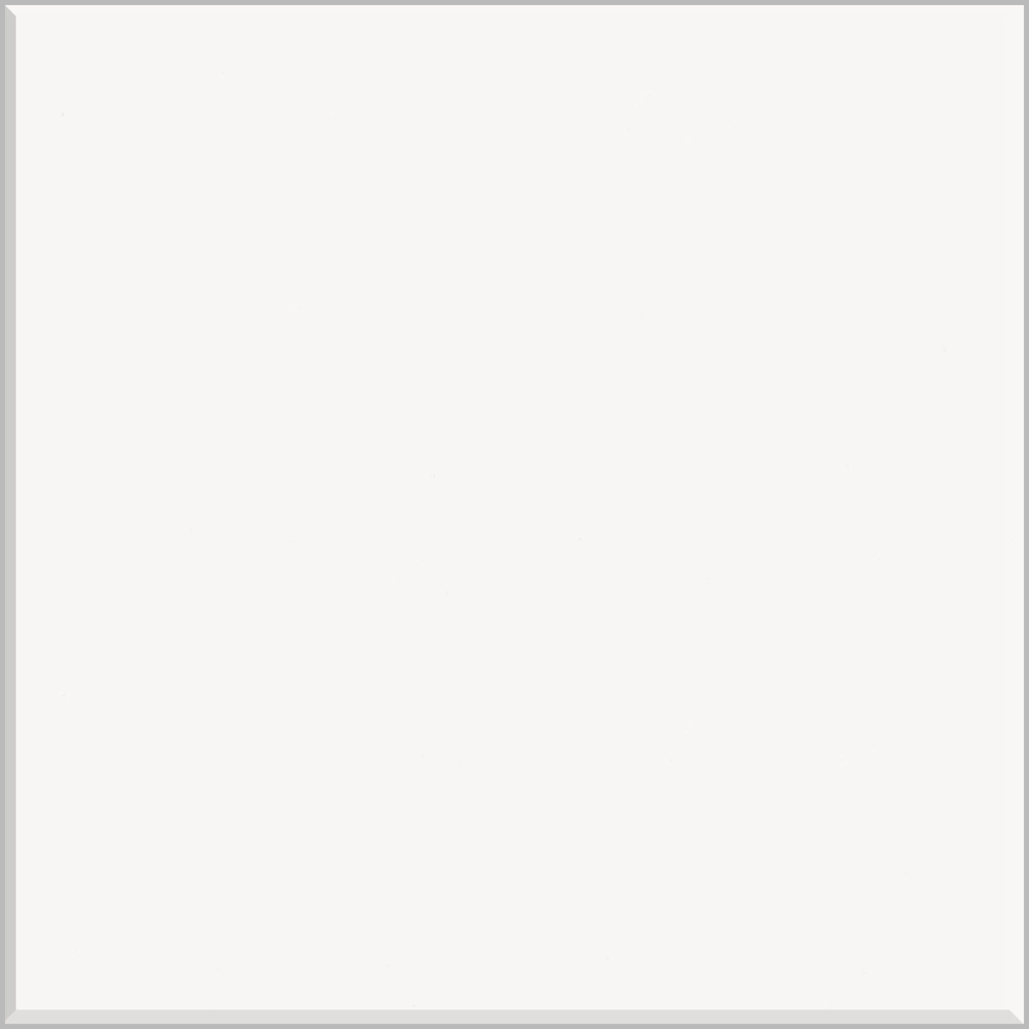 Johnson Prismatics PRG1 White Ceramic Gloss Wall Tile (100x100mm)