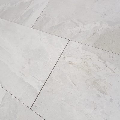 Bryce White Rectified Floor Tiles