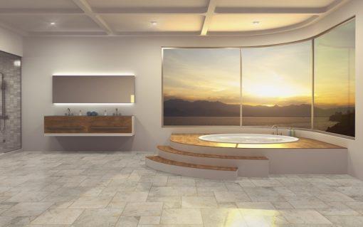 Amb Cumbria Modular White room set