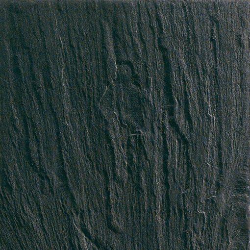 Colorker Pizarra Negro Black Rectified Porcelain Floor Tiles (595x595mm)