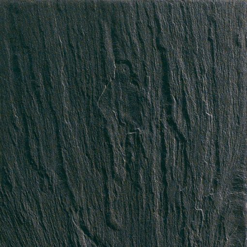 Colorker Pizarra Negro Black Rectified Porcelain Floor Tiles (595x595mm)
