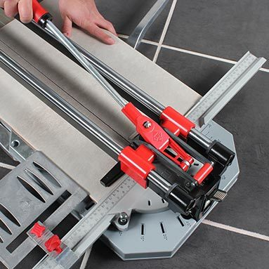 Rubi TX-900N tile cutter close up
