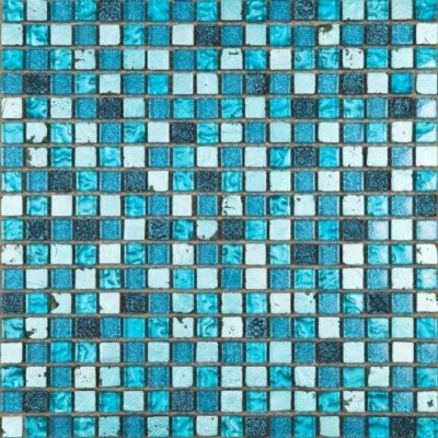 Topaz bright mosaic tiles
