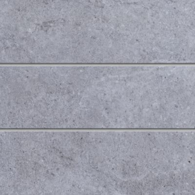 Urban Steel Line Ceramic Wall Tile 400x250x9.7mm