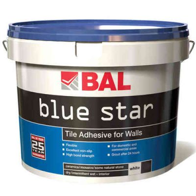 Bal Blue Star Ready Mixed Tiling Adhesive