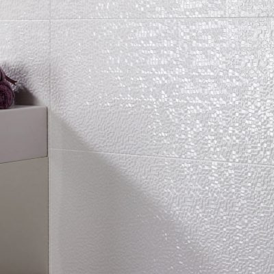 Capua series BIanco 500x250mm tile