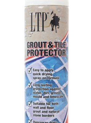 LTP Grout Protector 600ml Aerosol label