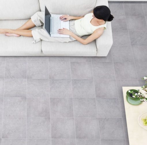 Urban Steel Porcelain Floor Tile