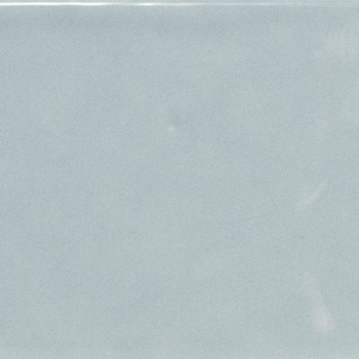 Country Series Ash Blue Brick Ripple Gloss Ceramic Wall Tile