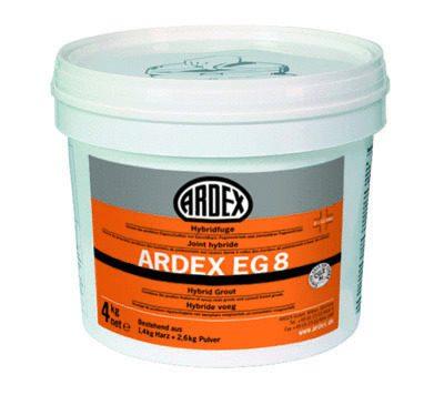 Ardex EG8 Modified Epoxy White  4kg