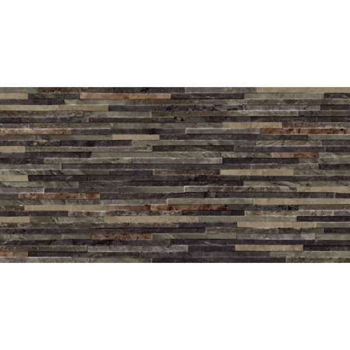 Azulev Direction Oxyde Slate-Effect Ceramic Wall Tile