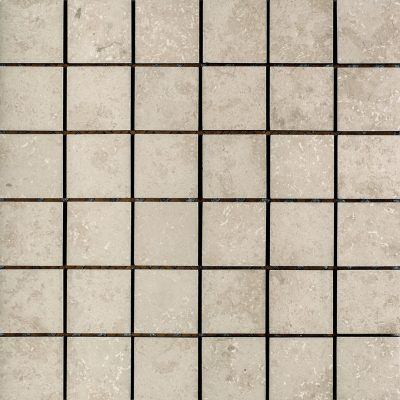 Azulev Fossil Stone Blanco Porcelain Mosaic tiles