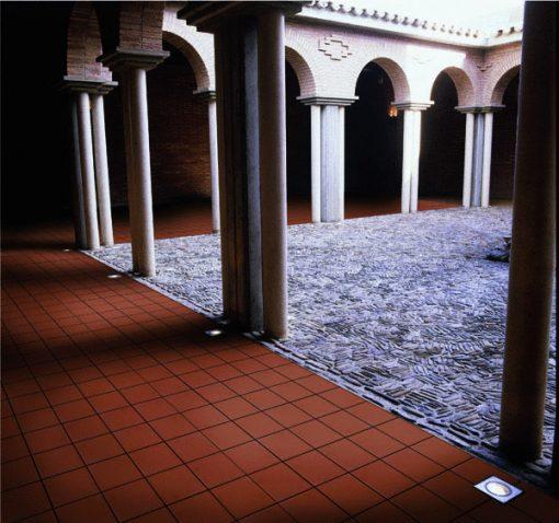 Gres De Aragon Red Quarry Tiles