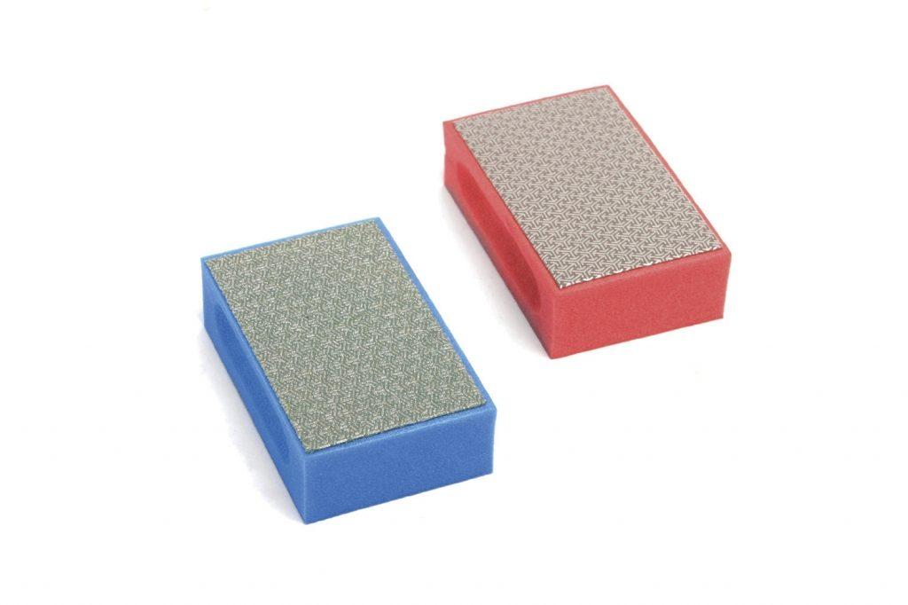Genesis 828M Diamond Hand Pad Medium