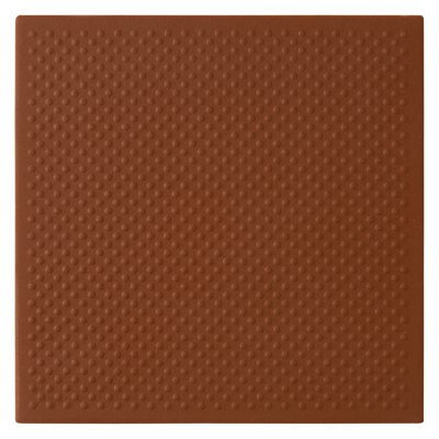 Dorset Woolliscroft Pinhead Red DW-PHRED1515 Porcelain Quarry Tiles 148x148x9mm
