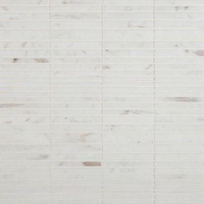 Dreamline Series White Mosaic tiles