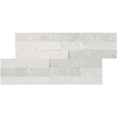 HB Slate Series White Slate/Quartz Brick Piece