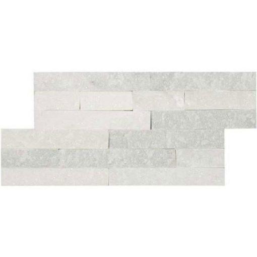 HB Slate Series White Slate/Quartz Brick Piece