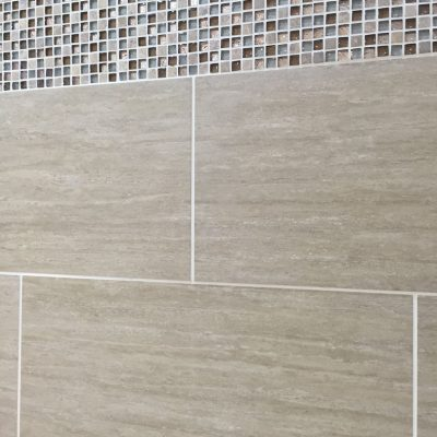 Treviso Prima Travertino Beige Porcelain Wall & Floor Tiles