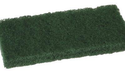Genesis 120x240mm Cleaning Pad Green (Medium)
