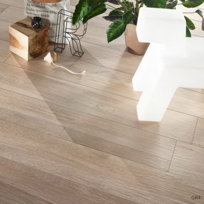Grove Series Wood Effect Tortora Porcelain Floor Tiles