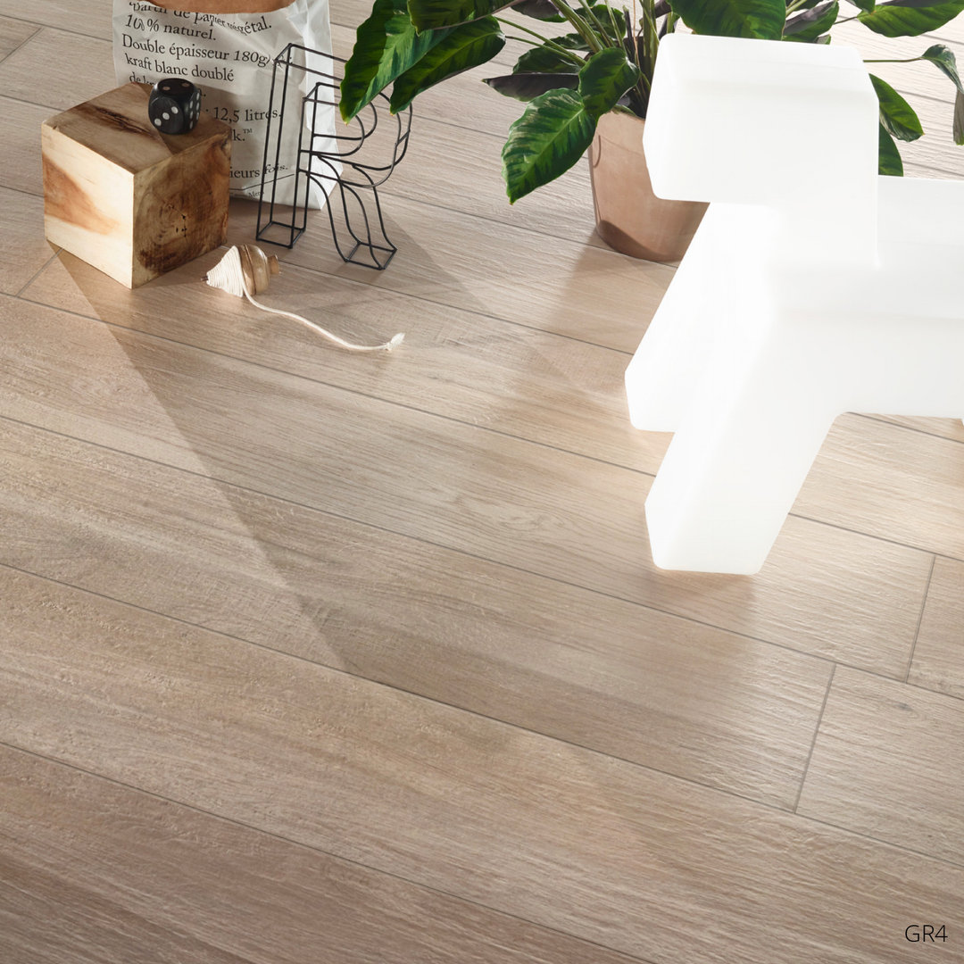 Wood Effect Porcelain Floor Tiles >> Grove Series Wood Effect Tortora Porcelain Floor Tiles 1200x200mm