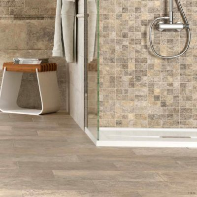 Petrastone Series Natural Effect Beige Porcelain Floor Tiles