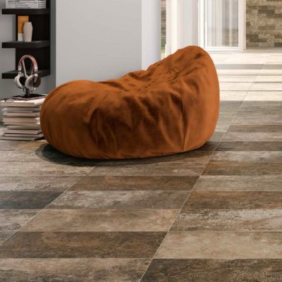 Petrastone Series Natural Effect Lava Porcelain Floor Tiles