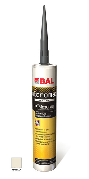 Bal Micromax Manilla Finishing Sealant 310ml