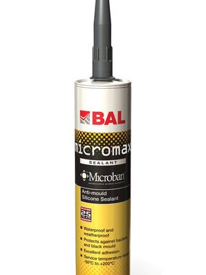 Bal Micromax Smoke Finishing Sealant 310ml