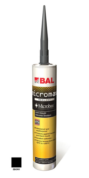 Bal Micromax Ebony Finishing Sealant 310ml