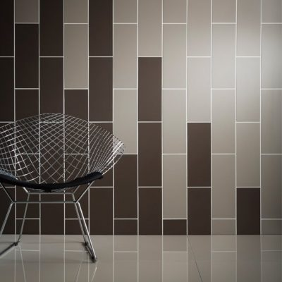 Johnson Tones Mocha Matt Brick Ceramic Wall Tile