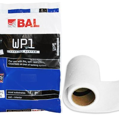 Bal WP1 Polyester Waterproofing Reinforcement Tape