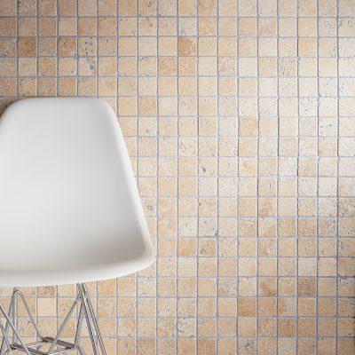 Johnson Natural Mosaic Series White Square