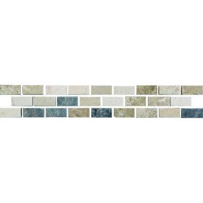 Johnsons Natural Spa Stone Border tiles