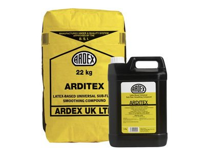 Ardex Arditex Latex Emulsion  4.8kg