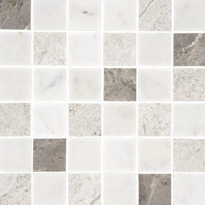 Johnson Natural Mosaic Series SMSM1A Silver Mix Square 305x305x10mm