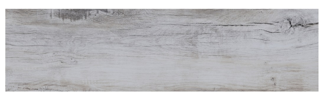 Colorker Norden Wood Series White Tile