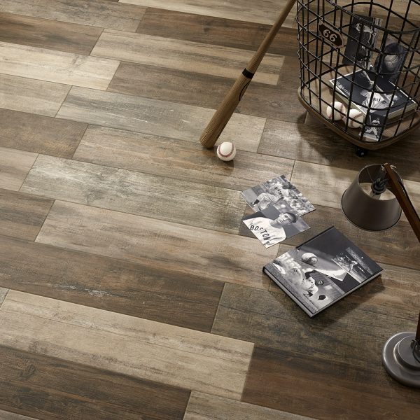 wood effect tiles - spring trends