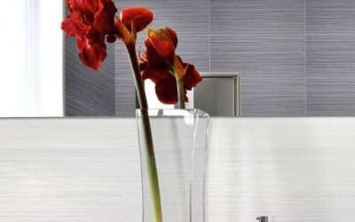 Take Your Room To Another Dimension With Textured Tiles
