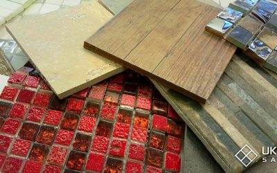 Creative Ideas For Leftover Tiles