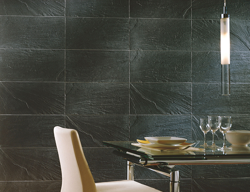 How To Style Dark Tiles