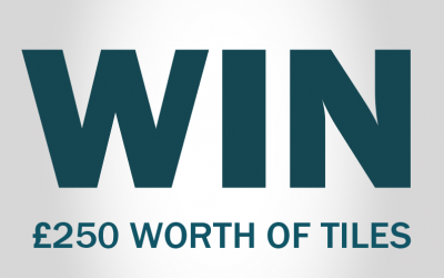 Win £250 Worth of Tiles!