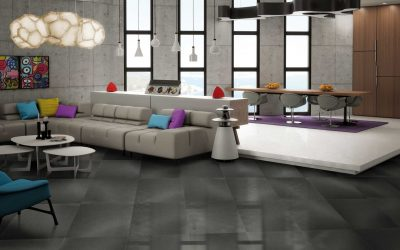 Tile Trend Watch: Living Room Tiles