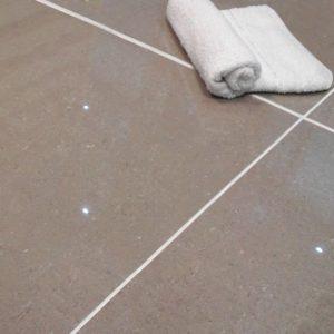 sparkly neutral tiles