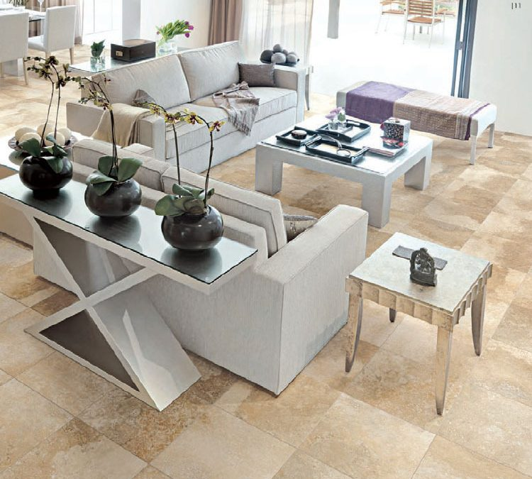 The Comeback of Neutral Tiles and How To Style Them