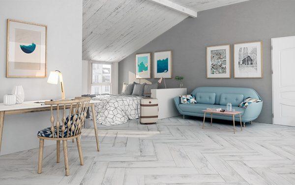 North Wind Wood Series – White