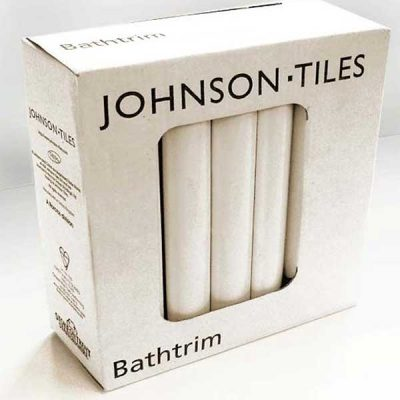 Johnson PRG1 White Bath Trim