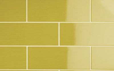 Green With Envy: How To Style Green Tiles